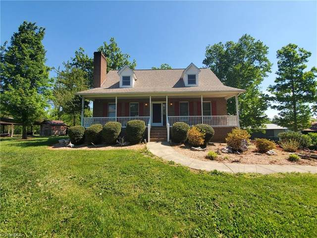 147 Howardtown Road, Mocksville, NC 27028 (MLS #1021424) :: Berkshire Hathaway HomeServices Carolinas Realty