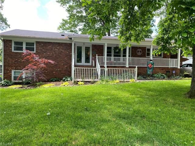 1514 Countryside Drive, Greensboro, NC 27405 (MLS #1021615) :: Berkshire Hathaway HomeServices Carolinas Realty