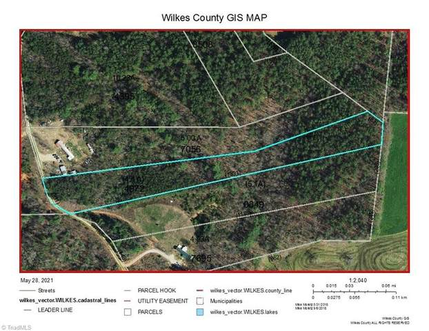 0000 River Bend Lane, Hays, NC 28635 (MLS #1021689) :: Berkshire Hathaway HomeServices Carolinas Realty