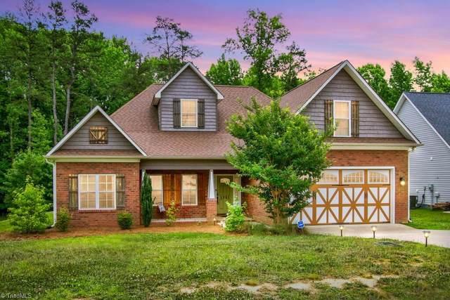 1251 Stonewyck Drive, Salisbury, NC 28146 (MLS #1021801) :: Berkshire Hathaway HomeServices Carolinas Realty