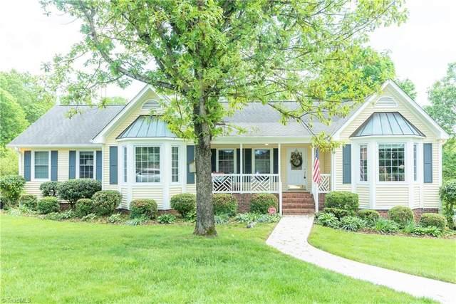 1904 Candelar Drive, High Point, NC 27265 (MLS #1021994) :: Berkshire Hathaway HomeServices Carolinas Realty
