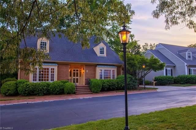 7 Ashton Square, Greensboro, NC 27408 (MLS #1022104) :: Berkshire Hathaway HomeServices Carolinas Realty