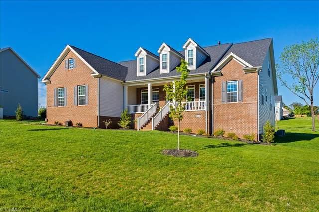 404 Lauryn Waverly Way, Greensboro, NC 27455 (MLS #1022344) :: Berkshire Hathaway HomeServices Carolinas Realty