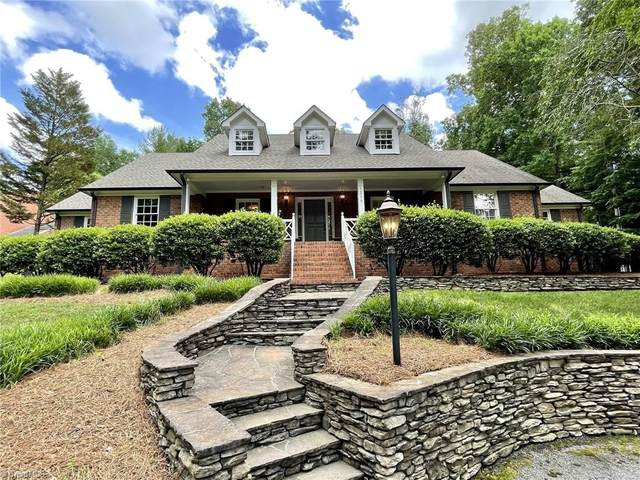 1229 W Westwood Avenue, High Point, NC 27262 (MLS #1022814) :: Hillcrest Realty Group