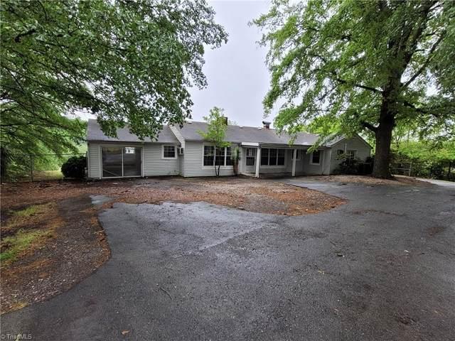 312 Albemarle Road, Troy, NC 27371 (MLS #1022822) :: Berkshire Hathaway HomeServices Carolinas Realty