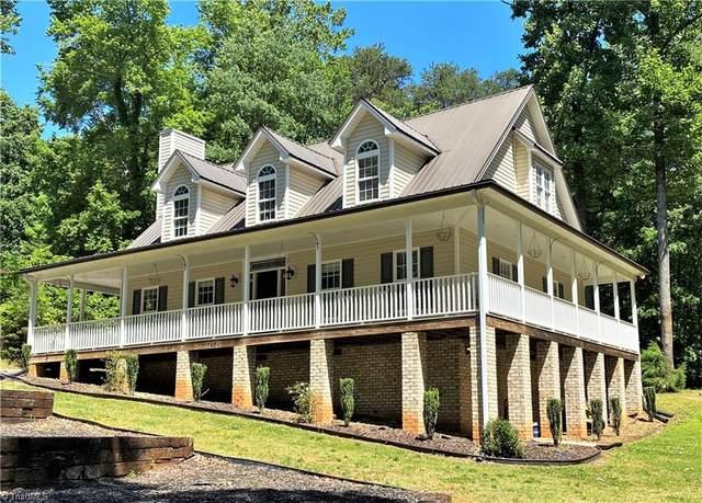7600 Timberline Drive, Greensboro, NC 27409 (MLS #1023264) :: Lewis & Clark, Realtors®