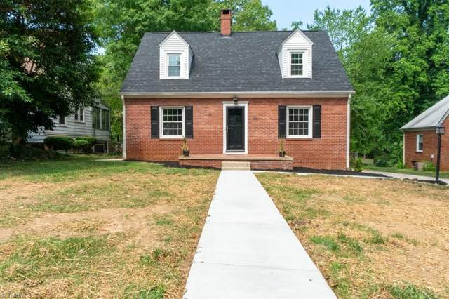721 Forrest Street, High Point, NC 27262 (MLS #1023274) :: Hillcrest Realty Group