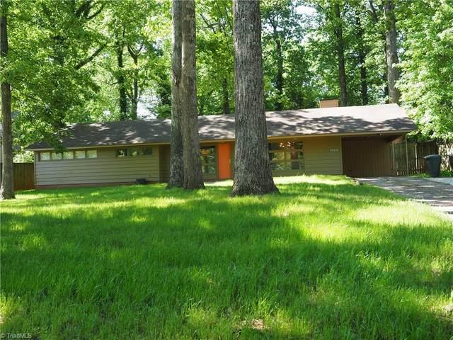 1903 Colonial Avenue, Greensboro, NC 27408 (MLS #1023406) :: EXIT Realty Preferred