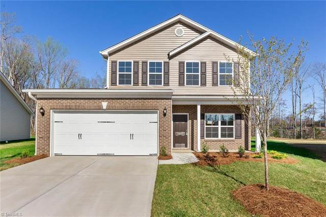 5218 Carol Avenue #3, Greensboro, NC 27406 (#1023577) :: Premier Realty NC