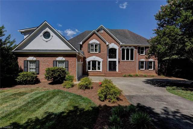520 Knob View Drive, Winston Salem, NC 27104 (MLS #1023903) :: Ward & Ward Properties, LLC