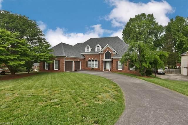 532 Cherbourg Avenue, Winston Salem, NC 27103 (MLS #1024253) :: Berkshire Hathaway HomeServices Carolinas Realty