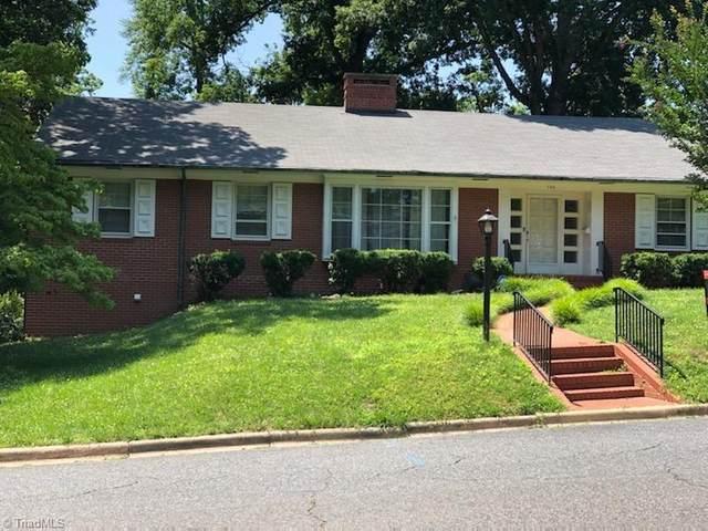 720 Worth Street, Asheboro, NC 27203 (MLS #1024369) :: Ward & Ward Properties, LLC