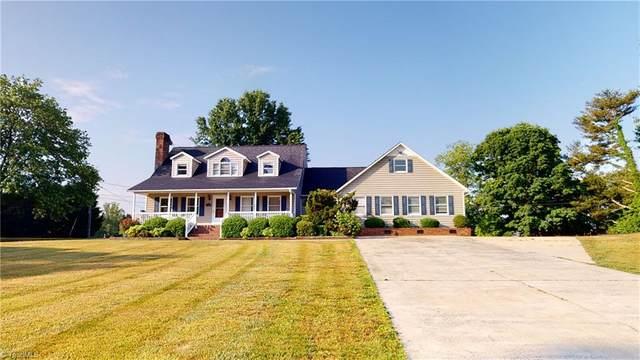 1608 Fairfield Drive, Mount Airy, NC 27030 (MLS #1024516) :: Ward & Ward Properties, LLC