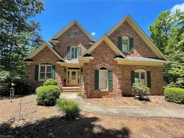 205 Piney Grove Point, New London, NC 28127 (MLS #1025594) :: Berkshire Hathaway HomeServices Carolinas Realty