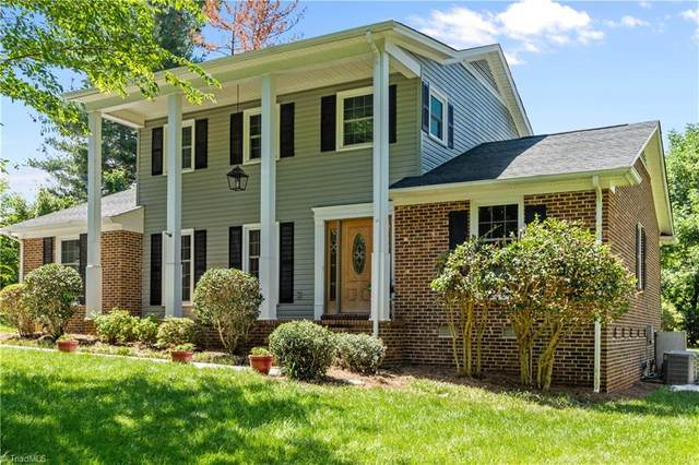 21 Piccadilly Circle, Greensboro, NC 27410 (MLS #1025616) :: EXIT Realty Preferred