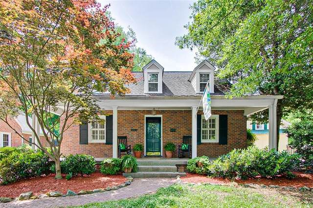 1003 W Westwood Avenue, High Point, NC 27262 (MLS #1025744) :: Berkshire Hathaway HomeServices Carolinas Realty