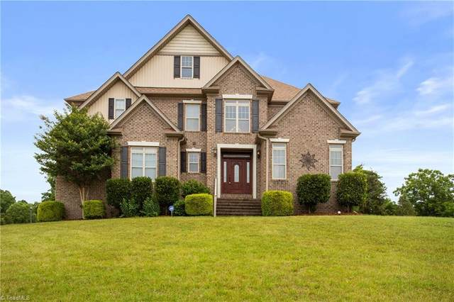 2901 Derby Circle, High Point, NC 27265 (MLS #1025866) :: Hillcrest Realty Group