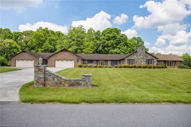 273 Northwind Drive, Winston Salem, NC 27127 (MLS #1026006) :: Berkshire Hathaway HomeServices Carolinas Realty