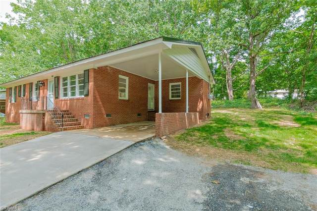 1332 Carson Road, Asheboro, NC 27203 (MLS #1026095) :: Hillcrest Realty Group