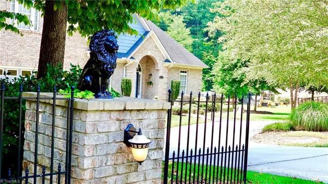275 Royal Ashdown Lane, Lexington, NC 27295 (MLS #1026112) :: EXIT Realty Preferred