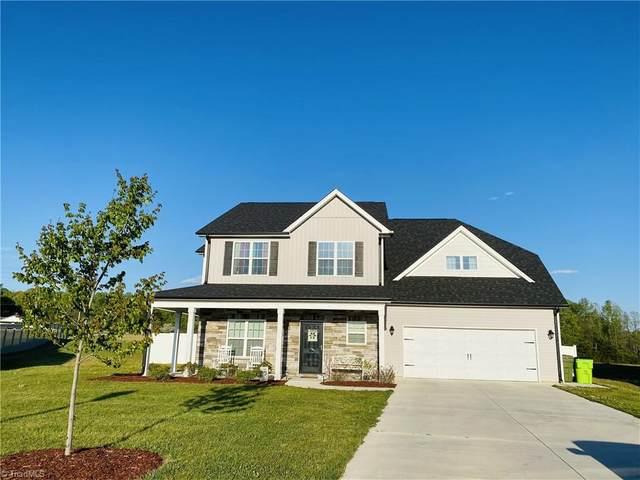 210 Phoenix Court, Lexington, NC 27295 (MLS #1026121) :: Hillcrest Realty Group
