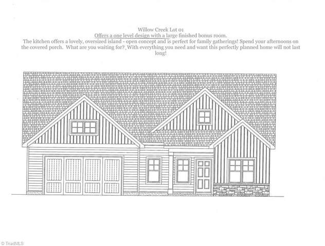 110 Weeping Willow Court, Lexington, NC 27295 (MLS #1026178) :: Ward & Ward Properties, LLC