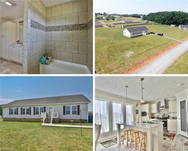 1103 Carson James Drive, Boonville, NC 27011 (MLS #1026265) :: Berkshire Hathaway HomeServices Carolinas Realty