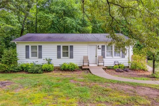 5521 Cheek Drive, Greensboro, NC 27406 (MLS #1026403) :: EXIT Realty Preferred