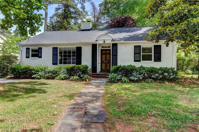 905 W Cornwallis Drive, Greensboro, NC 27408 (MLS #1026531) :: Berkshire Hathaway HomeServices Carolinas Realty