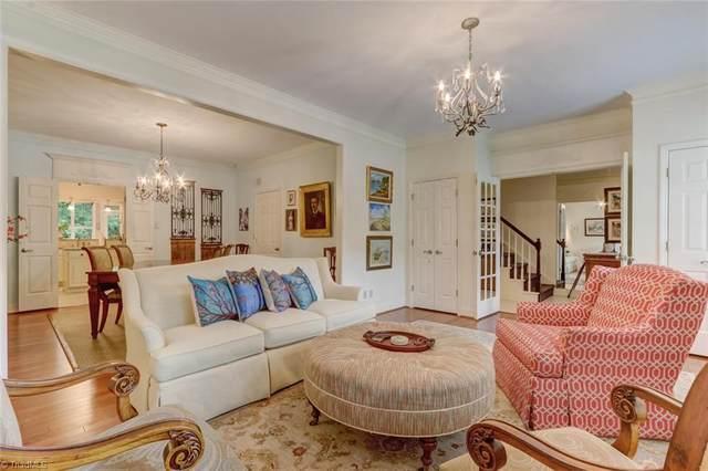 9 Fountain Manor Drive D, Greensboro, NC 27408 (MLS #1026636) :: Ward & Ward Properties, LLC