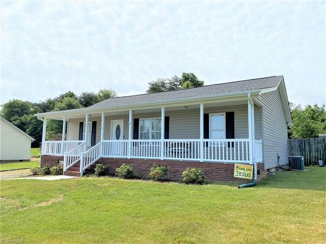 160 Saddlebred Loop, Stokesdale, NC 27357 (MLS #1026642) :: Berkshire Hathaway HomeServices Carolinas Realty