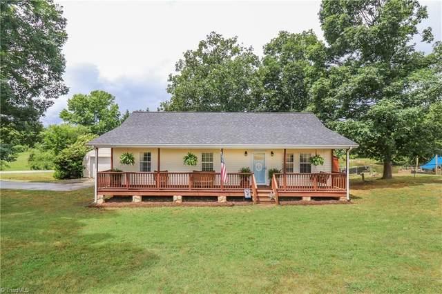 3510 Cunningham Road, Thomasville, NC 27360 (MLS #1026821) :: Berkshire Hathaway HomeServices Carolinas Realty