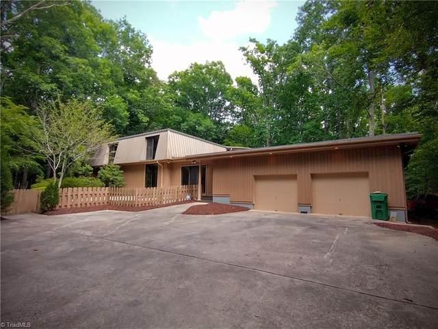 5100 Riverwest Road, Lewisville, NC 27023 (MLS #1027101) :: Ward & Ward Properties, LLC