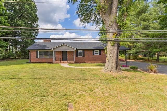 537 E Main Street, Boonville, NC 27011 (MLS #1027175) :: Ward & Ward Properties, LLC