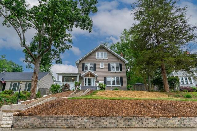 518 W Parkway Avenue, High Point, NC 27262 (MLS #1027413) :: Hillcrest Realty Group