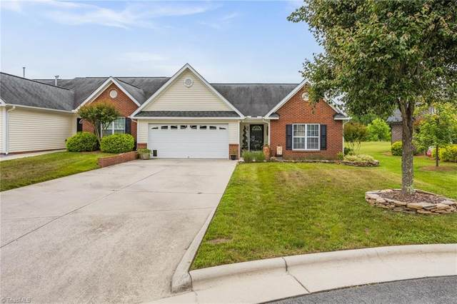 709 Chas Court, High Point, NC 27265 (MLS #1027502) :: Berkshire Hathaway HomeServices Carolinas Realty