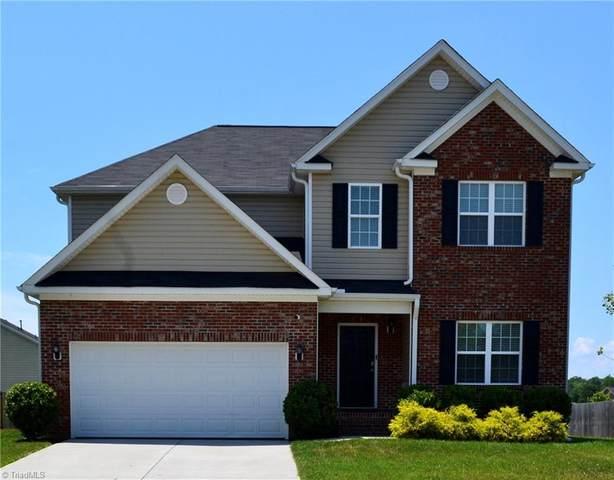3896 Filton Drive, Greensboro, NC 27406 (MLS #1027574) :: Greta Frye & Associates | KW Realty Elite