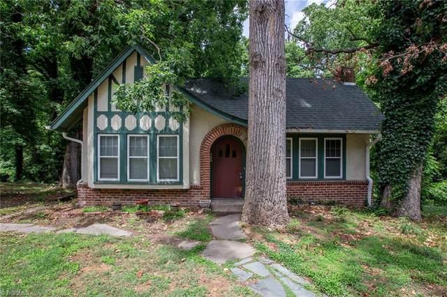 200 Fairview Road, Thomasville, NC 27360 (MLS #1027620) :: Berkshire Hathaway HomeServices Carolinas Realty