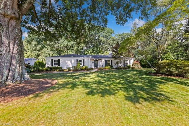 800 Archer Road, Winston Salem, NC 27106 (MLS #1027632) :: Witherspoon Realty
