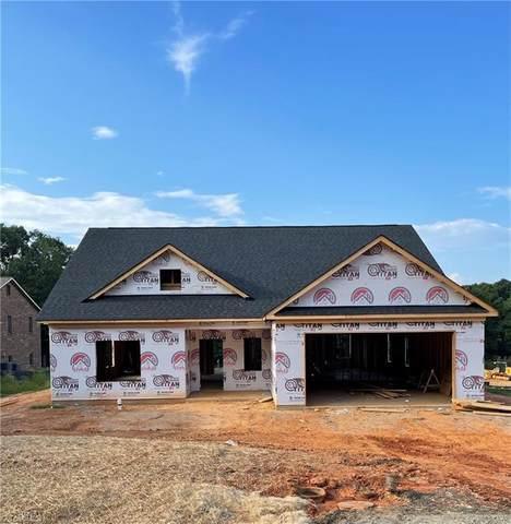 5459 Heritage Oaks Lane, Winston Salem, NC 27106 (#1027634) :: Premier Realty NC