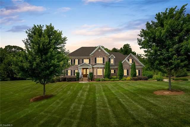 6304 Matheson Court, Summerfield, NC 27358 (MLS #1027770) :: Ward & Ward Properties, LLC