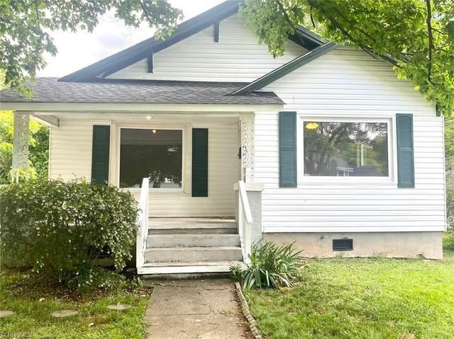 913 Silver Avenue, Greensboro, NC 27403 (MLS #1027816) :: Berkshire Hathaway HomeServices Carolinas Realty