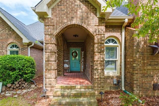 403 Guilford Road, Jamestown, NC 27282 (MLS #1027849) :: Berkshire Hathaway HomeServices Carolinas Realty