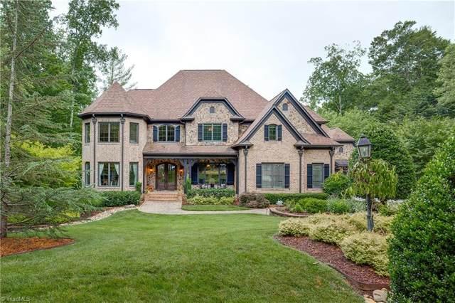 5805 Mashoes Court, Summerfield, NC 27358 (MLS #1027893) :: Berkshire Hathaway HomeServices Carolinas Realty