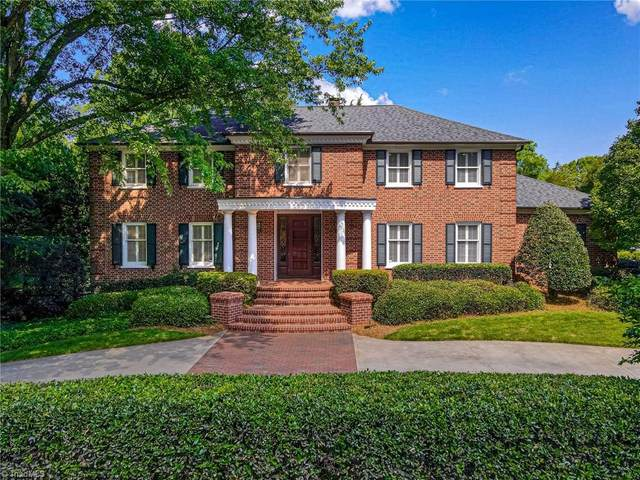 2730 Old Town Club Road, Winston Salem, NC 27106 (MLS #1027895) :: Witherspoon Realty