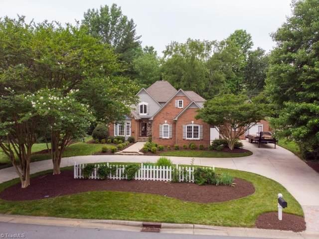 4440 Greenbrier Farm Road, Winston Salem, NC 27106 (MLS #1027905) :: EXIT Realty Preferred