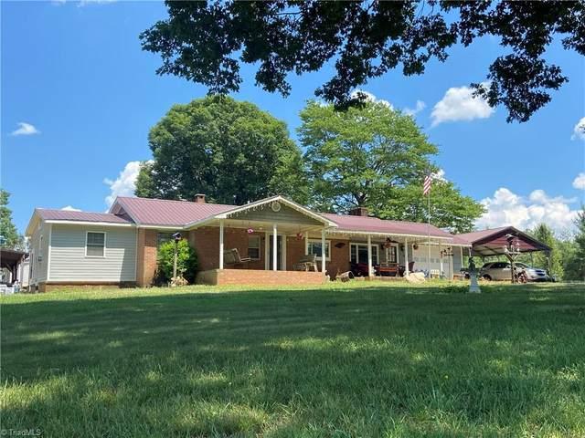4541 Shady Grove Church Road, East Bend, NC 27018 (MLS #1027984) :: Ward & Ward Properties, LLC