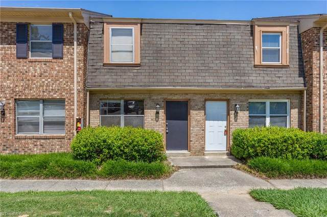 3923 Overland Heights G, Greensboro, NC 27407 (MLS #1028050) :: Hillcrest Realty Group