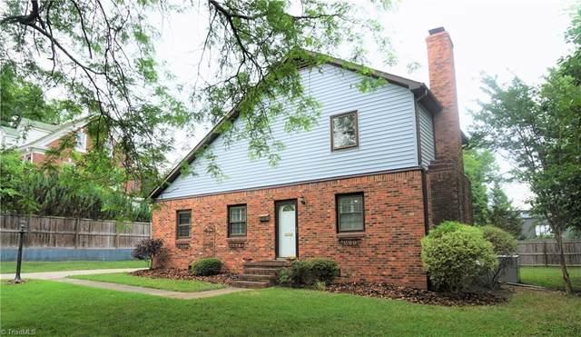 1702 W Market Street, Greensboro, NC 27403 (MLS #1028061) :: Berkshire Hathaway HomeServices Carolinas Realty