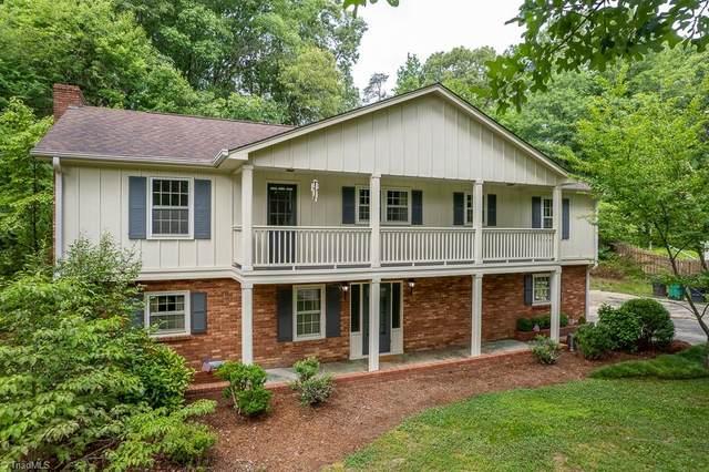 3411 Langdale Drive, High Point, NC 27265 (MLS #1028086) :: Berkshire Hathaway HomeServices Carolinas Realty